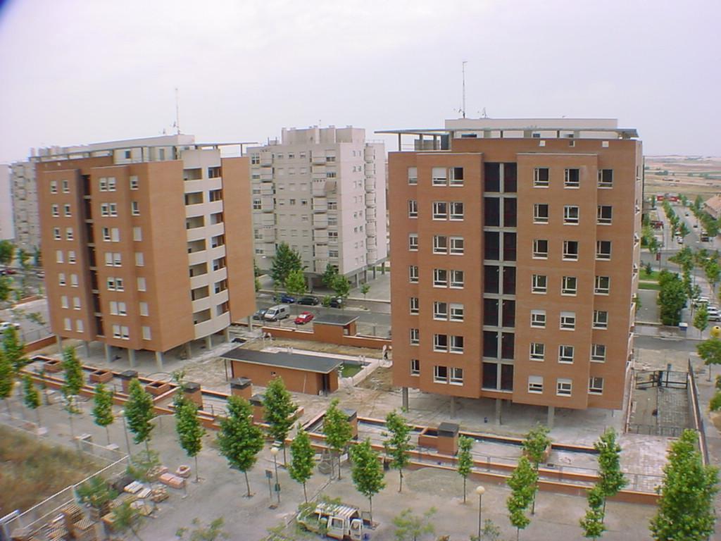 Grarquitectos for Barrio ciudad jardin